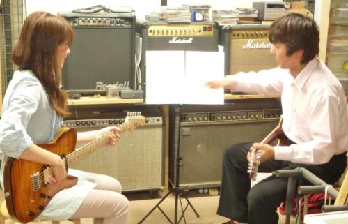 ヴァリアス ルシアリー FULL House ギター&ベース教室