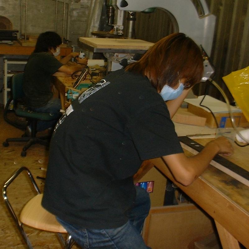 ギター&ウクレレ制作教室