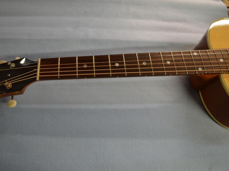 ギター修理 ネック