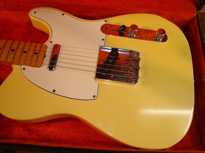ギター修理 ボディ